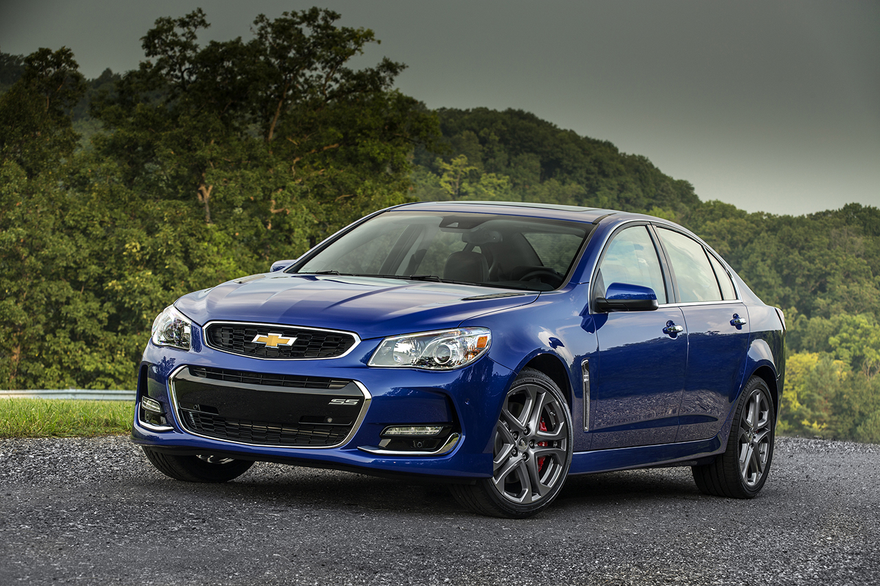 2016 chevrolet ss egmcartech. Black Bedroom Furniture Sets. Home Design Ideas