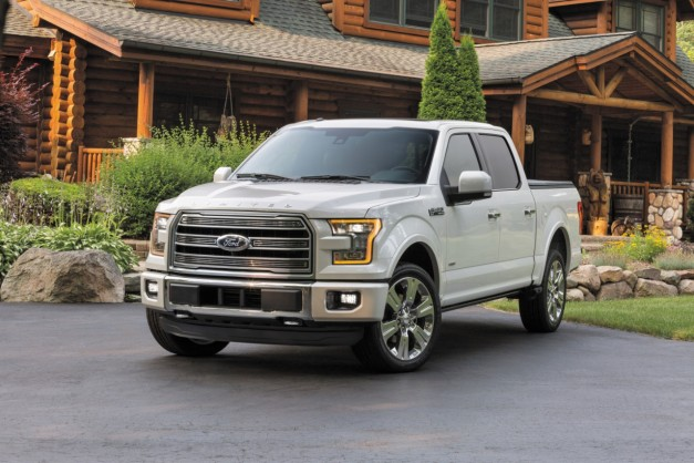 Report: The 2016 Ford F150 Limited cracks $60k, proof that car prices are getting inflated?
