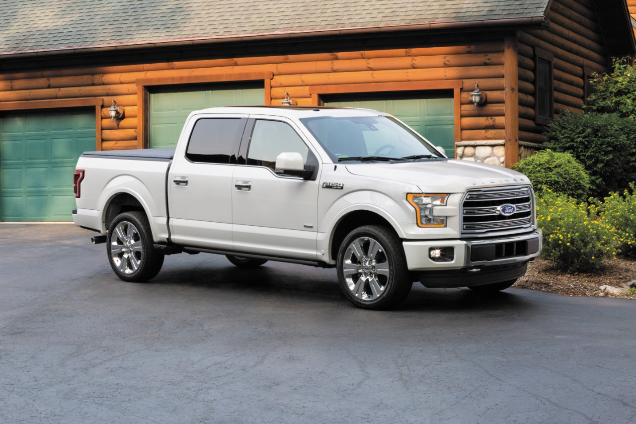 2016 ford f150 limited 4 egmcartech. Black Bedroom Furniture Sets. Home Design Ideas