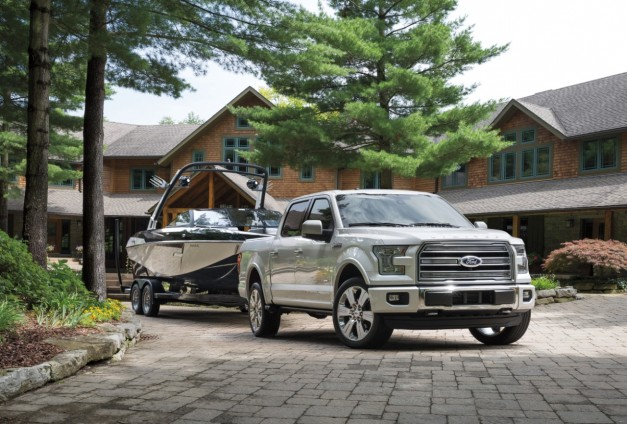 Report: A Ford F150 hybrid could happen and be sold by 2020