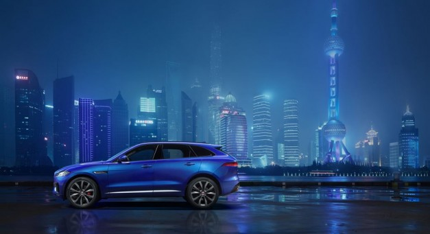 Jaguar reveals the new F-Pace in full ahead of its full debut at Frankfurt