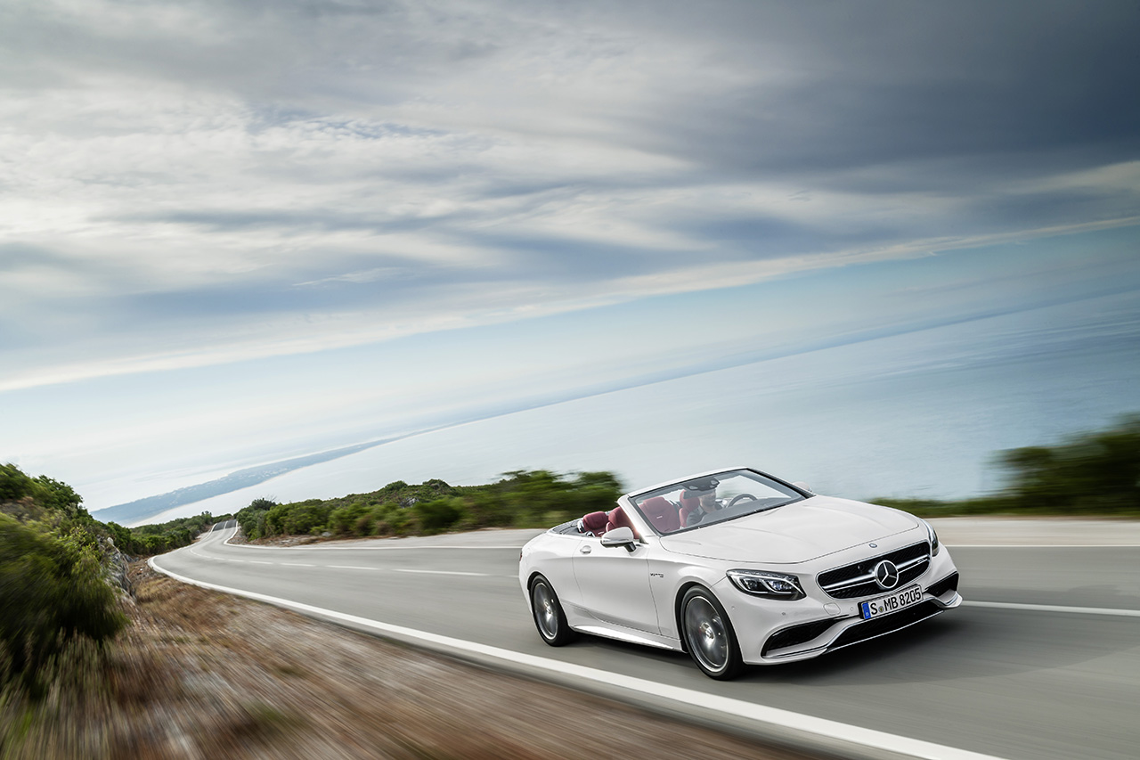 The new 2016 mercedes benz s class cabriolet is here for New mercedes benz s class 2015