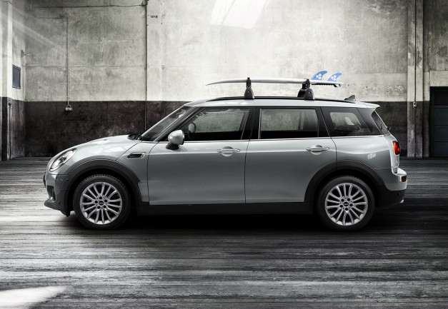 Report: The Mini Clubman could go all-wheel drive, plus gain a JCW version next year