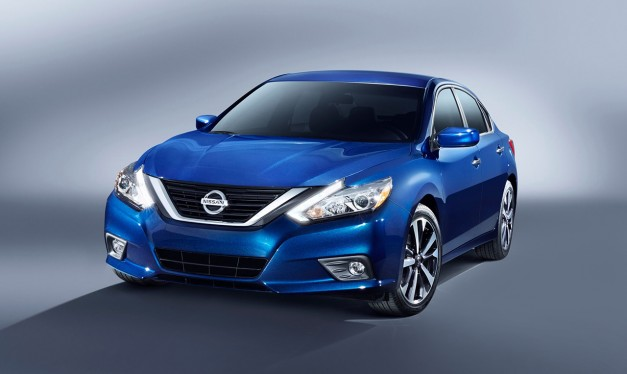 The 2016 Nissan Altima gets significantly updated and gains sporty SR trim