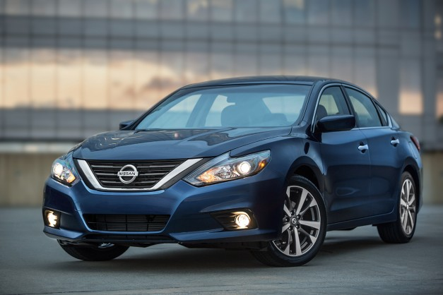 The 2016 Nissan Altima is priced at $22,500