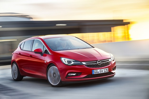 2015 Frankfurt – IAA: The new Opel Astra could preview a next-gen Buick Verano