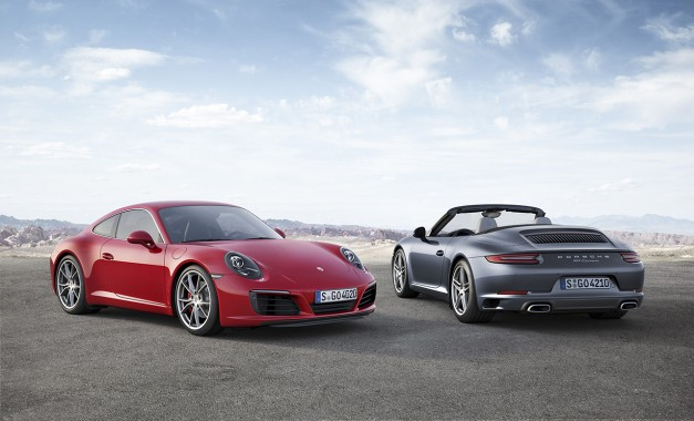 "The 2016 Porsche 911 Carrera means your 911 Turbo's snails are no longer bespoke to the ""Turbo"""