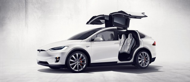 Tesla Motors makes the Model X a little more accessible with a new entry-level variant