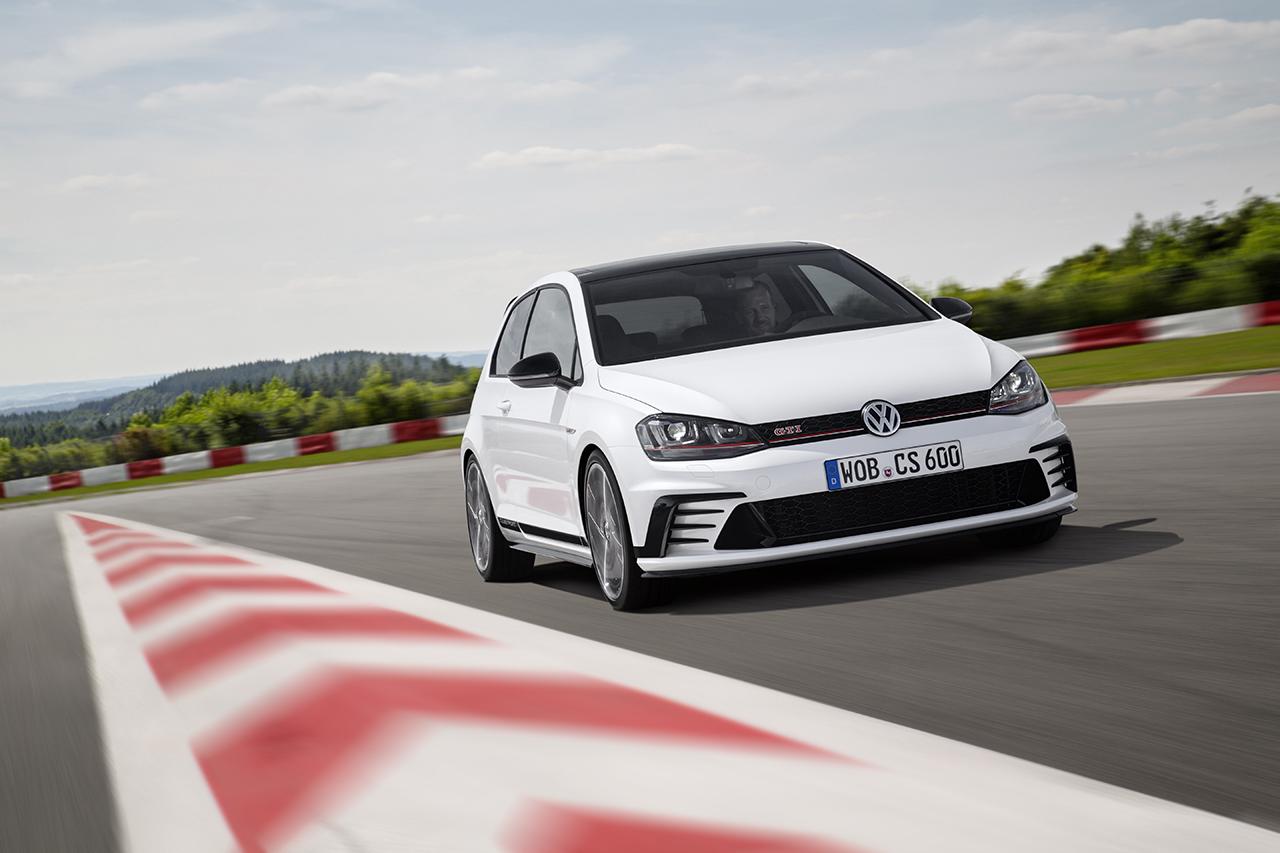 2016 Volkswagen Golf GTI Clubsport 6