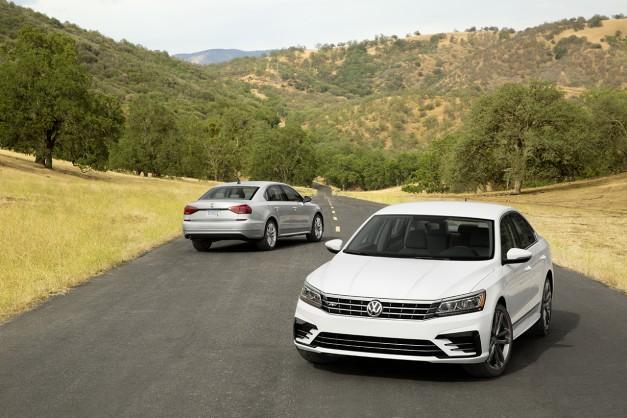 The 2016 Volkswagen Passat gets some updates all around, we still await the new model