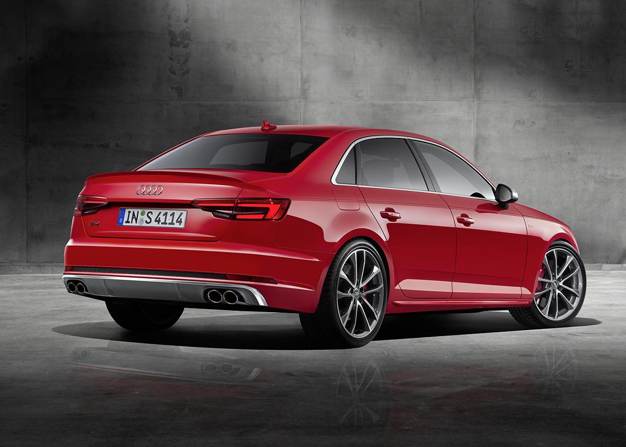 Audi S4 Egmcartech
