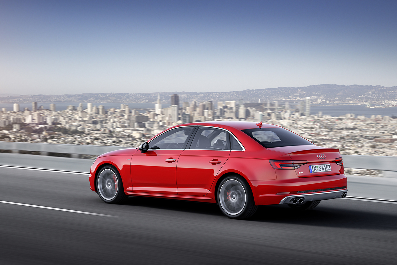 2017 Audi S4 Transmission