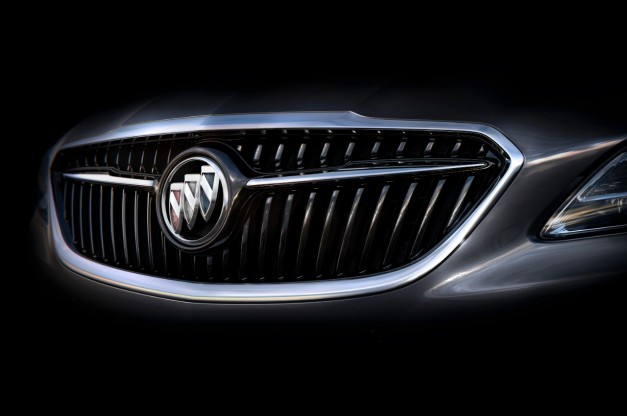 2015 LA Preview: The next-gen 2017 Buick LaCrosse gets teased again ahead of LA w/ video