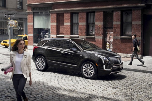 The 2017 Cadillac XT5 gets official, due to succeed the current SRX w/ video
