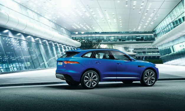 Report: Jaguar downplays larger SUV and extended-wheelbase F-Pace