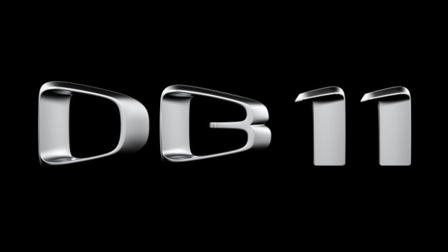 Aston Martin confirms the name of the new DB9 successor