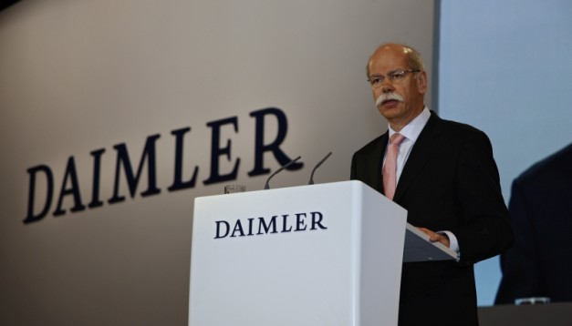 Daimler North America to finalize move, also to relocate from New Jersey