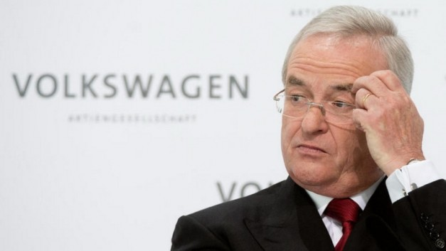 Report: Former Volkswagen CEO, Martin Winterkorn, being criminally investigated