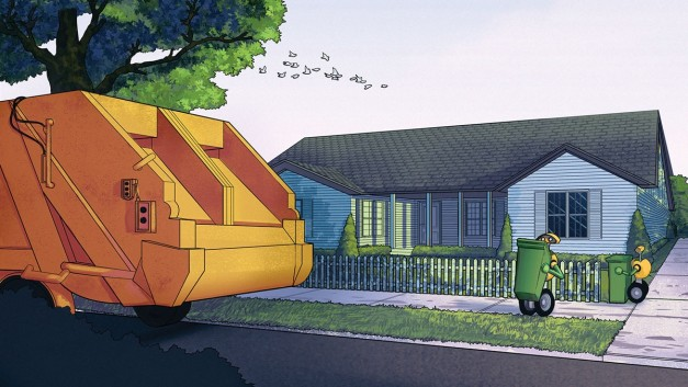 Tech: Volvo wants to lend a hand with garbage collections by developing purpose-built robots