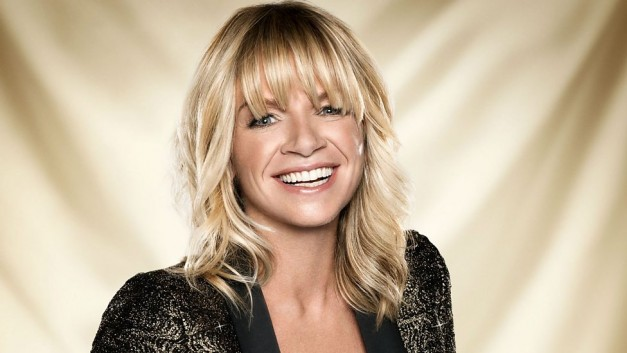 "Report: Zoe Ball will be the ""new face of Top Gear UK"" alongside Chris Evans…?"