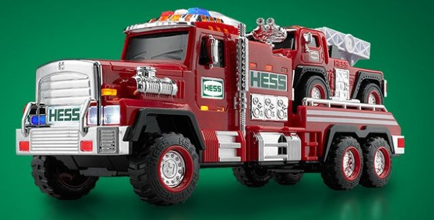 The new Hess Toy Truck gets revealed for the 2015 year for collectors