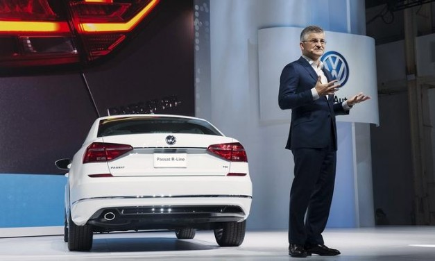 Report: Volkswagen of America's CEO to be brought in front of Congress and questioned for Dieselgate
