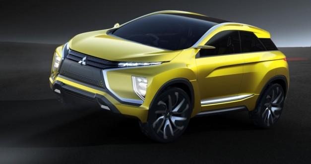 Mitsubishi reveals eX Concept for Tokyo, a new EV crossover idea for the masses