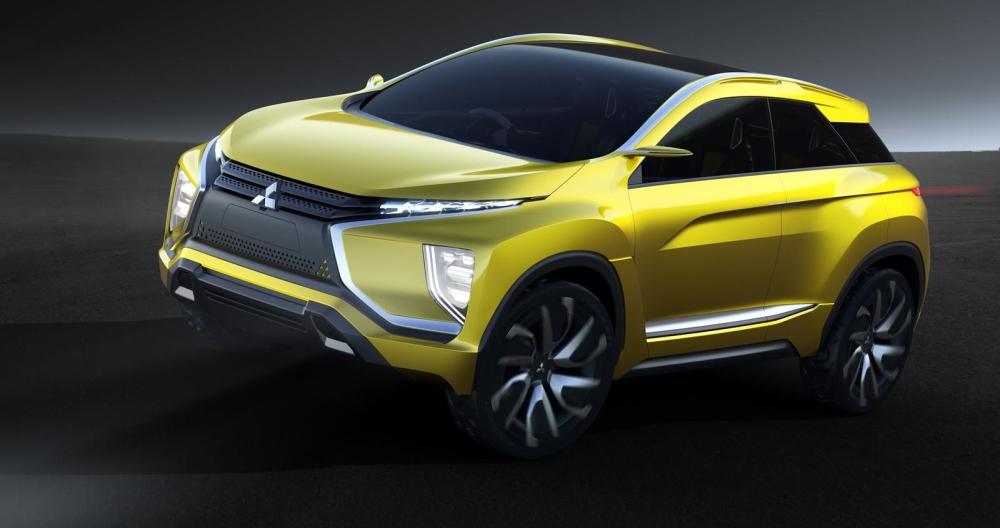 2015 Mitsubishi eX Concept