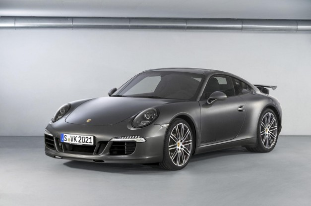 Porsche's Tequipment customization branch celebrates 20th with upgraded 991