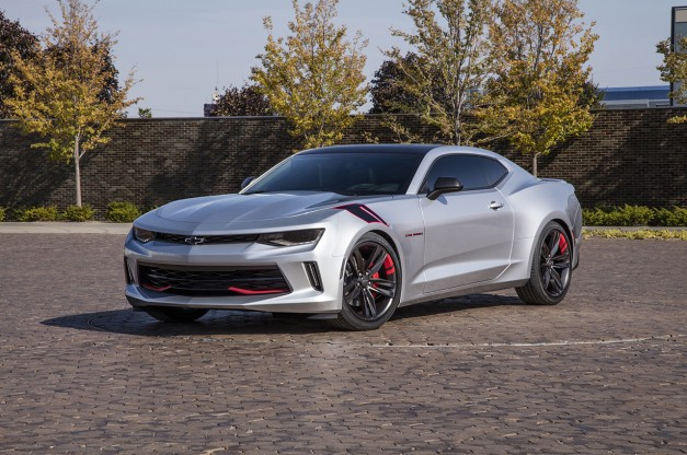 2015 SEMA Preview: Chevrolet to show up at Las Vegas with Red Line Series Concepts