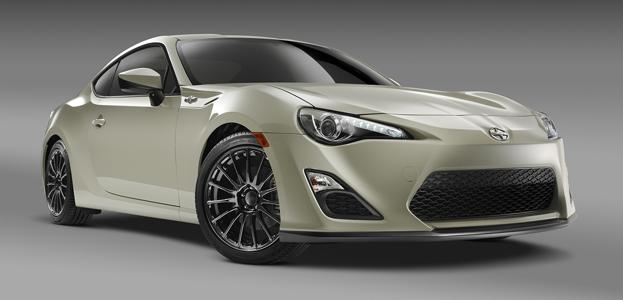 2015 SEMA - Scion FR-S Release Series 2.0