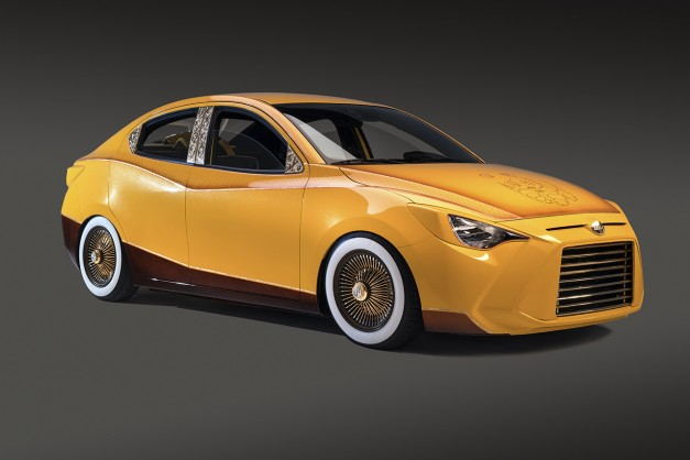 2015 SEMA Preview: Scion teams up with Eddie Huang to create lowrider custom iA