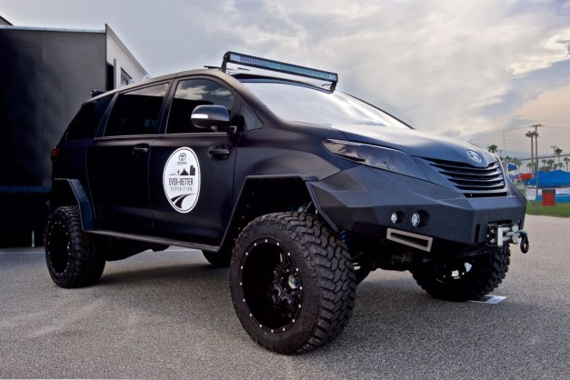 2015 SEMA Preview: Toyota will be introducing 14 custom concepts at this year's event