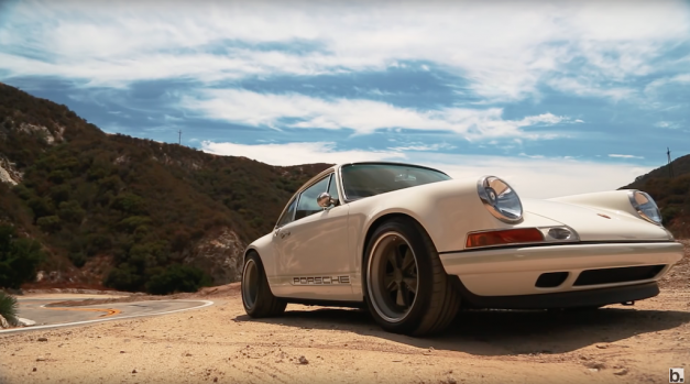 Video: Watch how Singer Vehicle Design turns a customer's Porsche 911 in to a magical machine