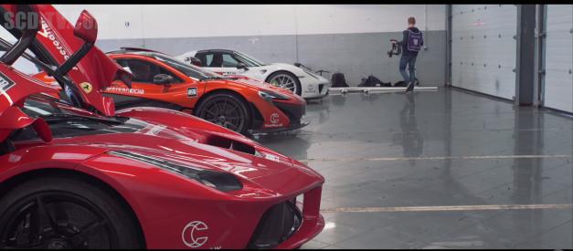 Video: The first trifecta shootout feat. LaFerrari vs McLaren P1 vs Porsche 918 happens