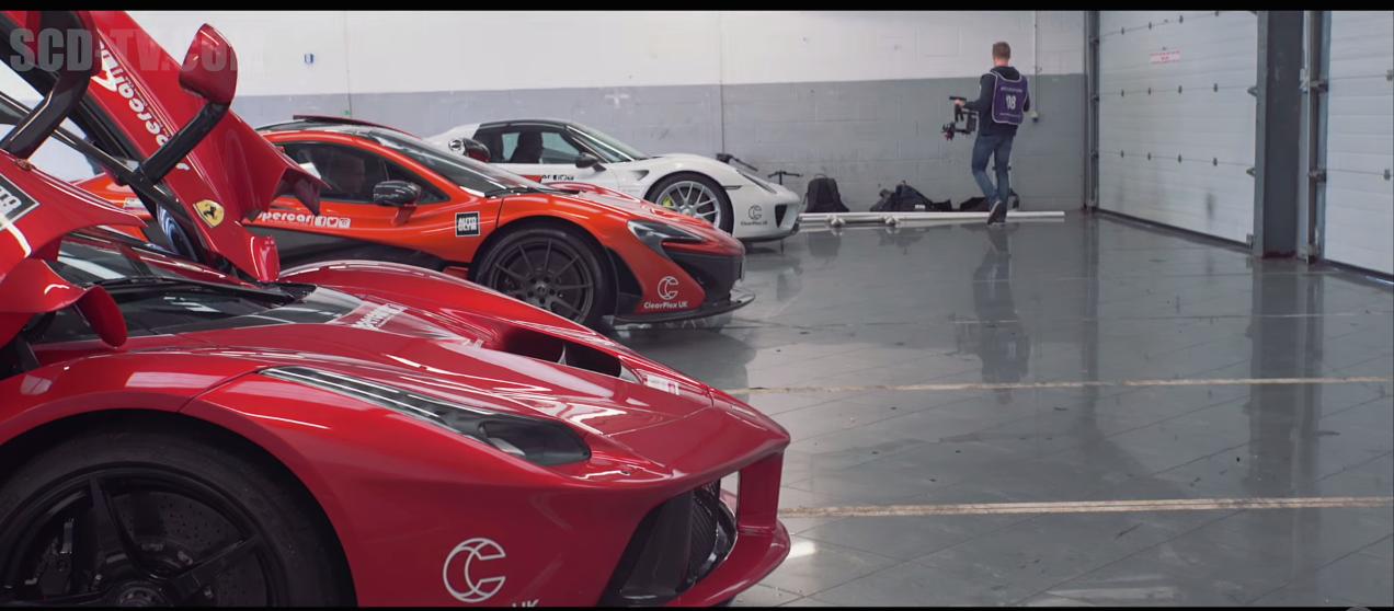 Video The First Trifecta Shootout Feat LaFerrari Vs McLaren P1 Porsche 918 Happens