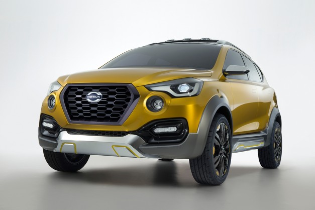 2015 Tokyo: the Datsun GO-Cross Concept is an affordable compact SUV for Japan