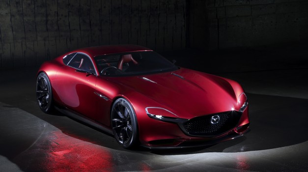 BREAKING – 2015 Tokyo: All hail Mazda's rotary coupe revival, the RX-Vision Concept