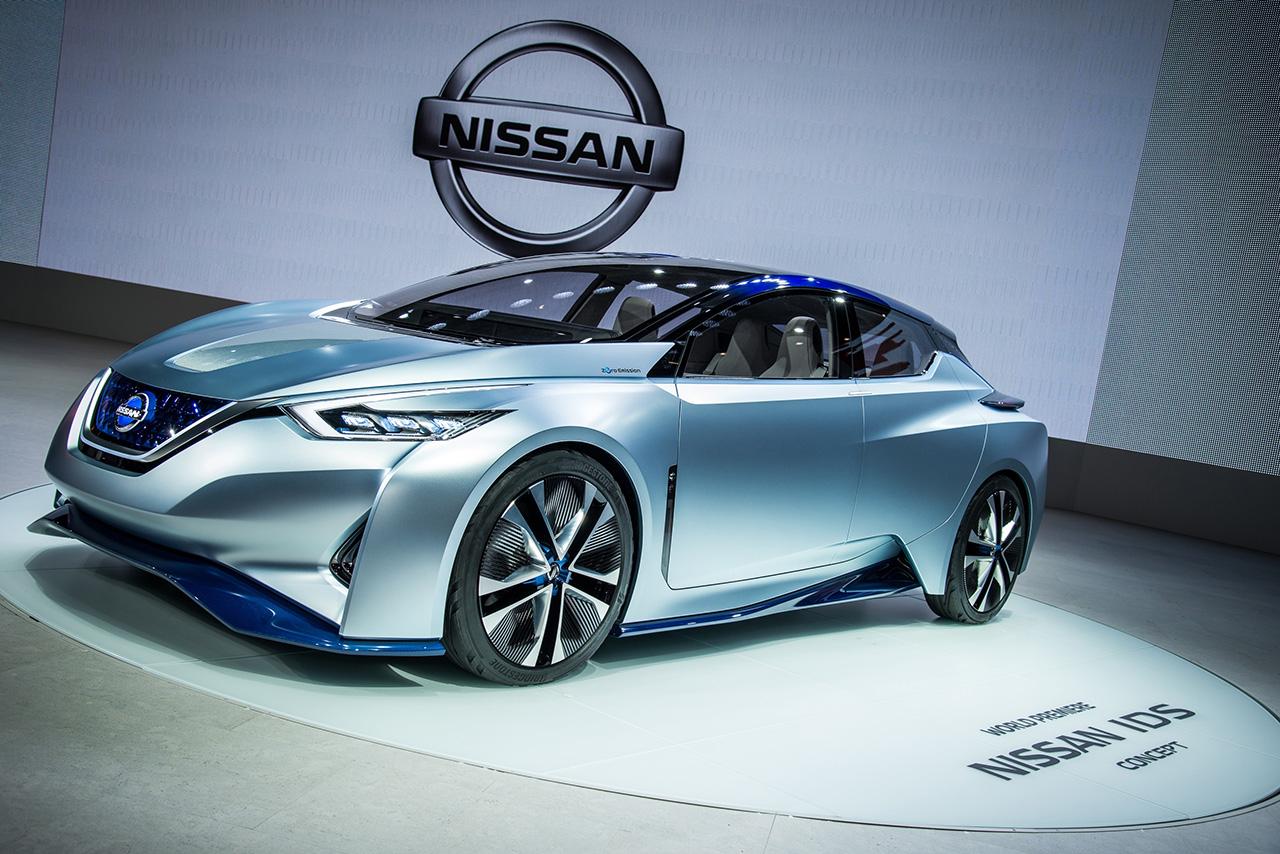 2015 Tokyo - Nissan IDS Concept