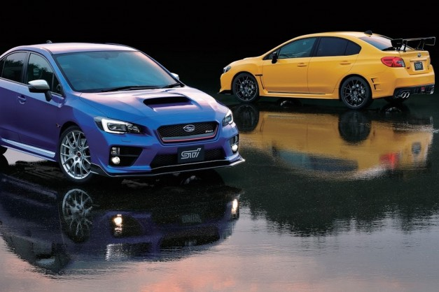 2015 Tokyo: The Subaru WRX STI S207 is a limited edition version that we'll never see