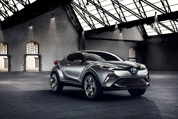 2015 Tokyo Preview: Toyota will reveal three new concepts in Japan's capital