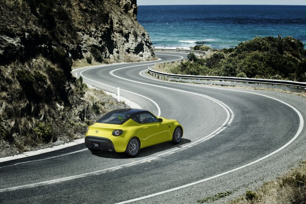 Toyota reveals S-FR concept to pitch a possible new entry-level sports coupe