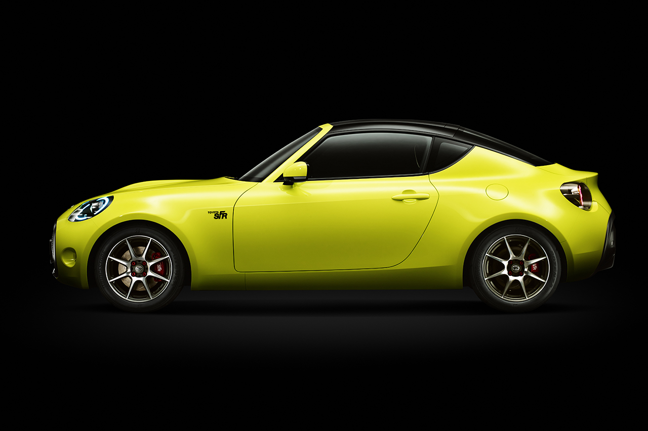 2015 Toyota S-FR Concept - egmCarTech