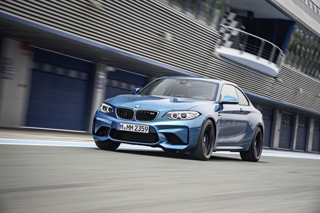 2016 Detroit Preview: BMW announces official world-premiere of the M2 and X4 M40i at the NAIAS