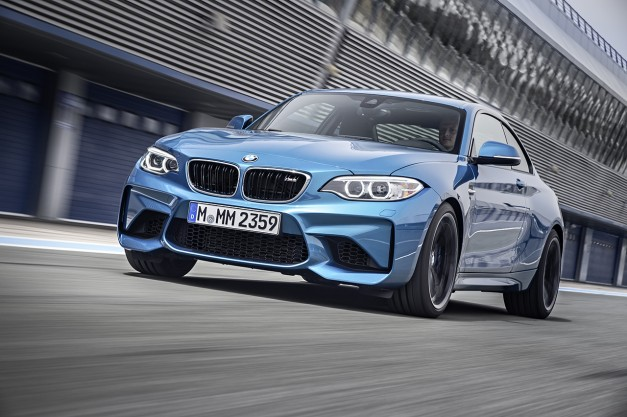 Report: The BMW M2 has the balls to run around the Nurburgring Nordschleife in just 7:58 minutes