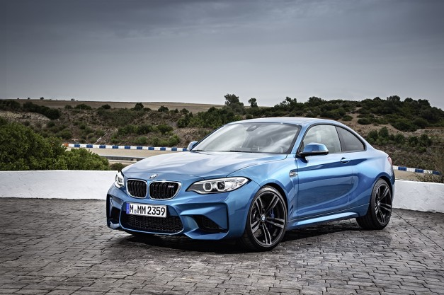 The 2016 BMW M2 is finally here to succeed the beloved 1-Series M Coupe