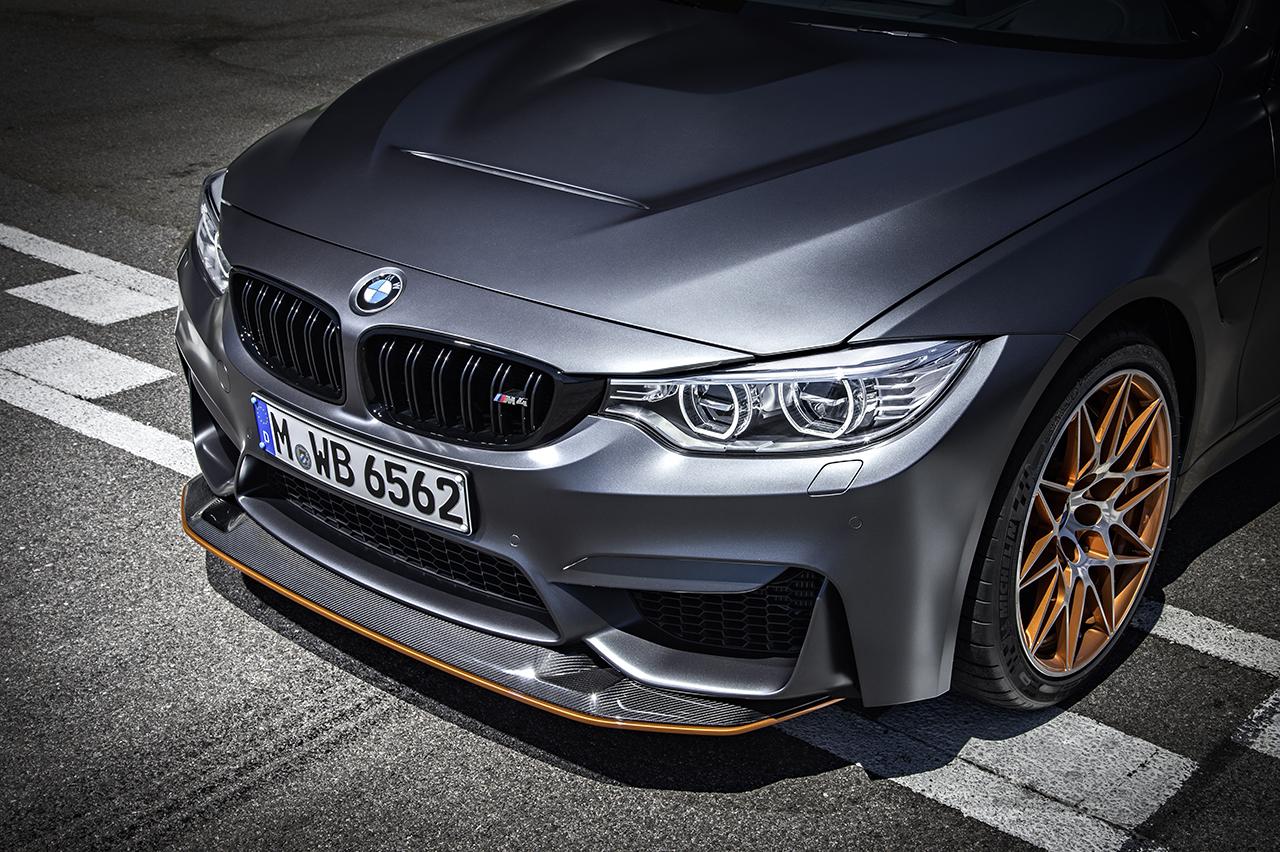 2016 M4 GTS BMW