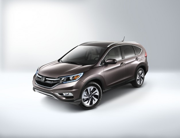 The 2016 Honda CR-V goes special with the Special Edition