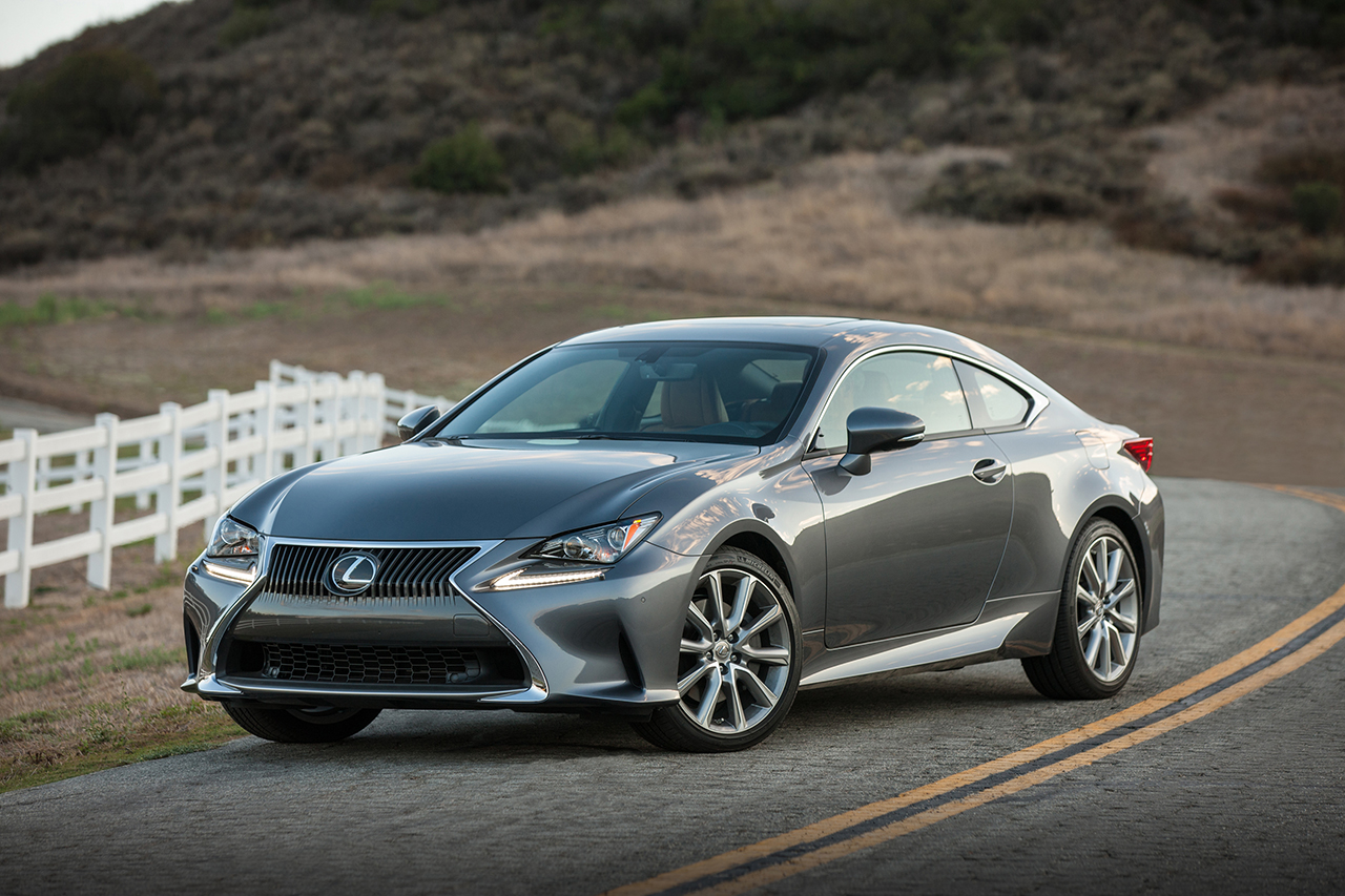 2016 lexus rc f page 7 specs price release date redesign. Black Bedroom Furniture Sets. Home Design Ideas