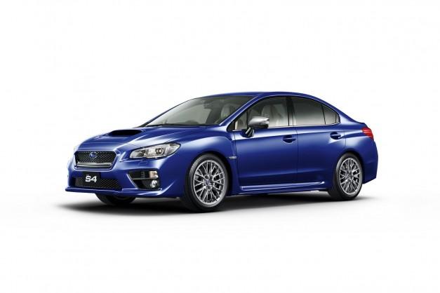 The Subaru WRX S4 SporVita is a gussied-up luxo-WRX we wish we got